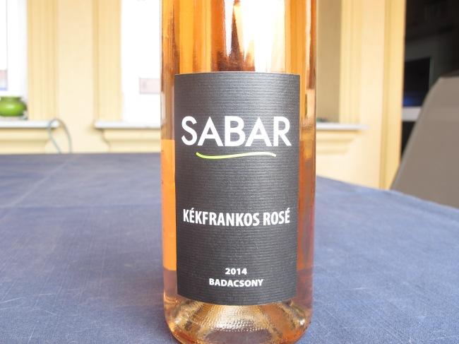 Sabar - Kékfrankos rosé 2014.JPG