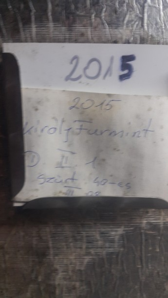 Barrel sample 1
