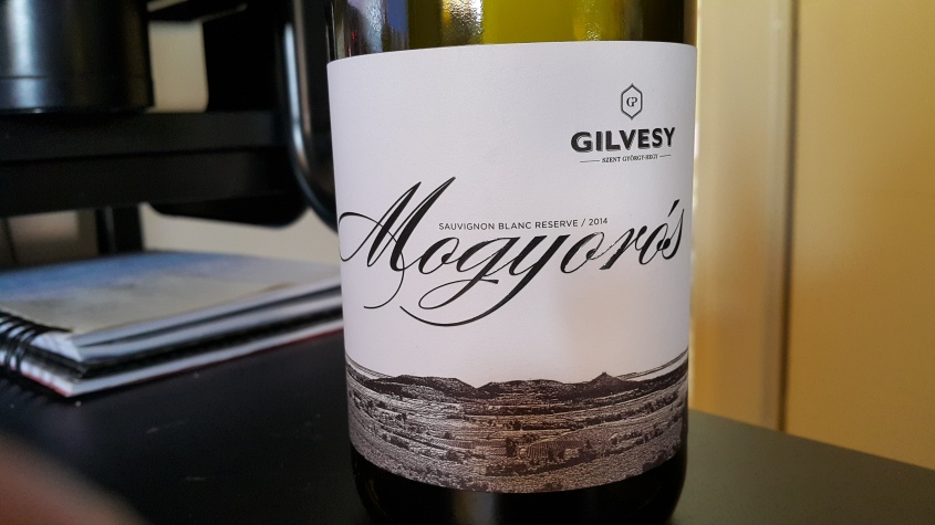 Gilvesy - Mogyorós Sauvignon Blanc 2014