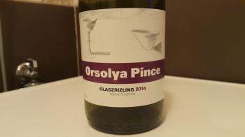Orsolya Pince Olaszrizling 2014 v2
