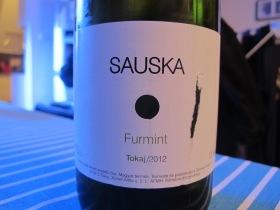 Sauska - Furmint 2012.JPG