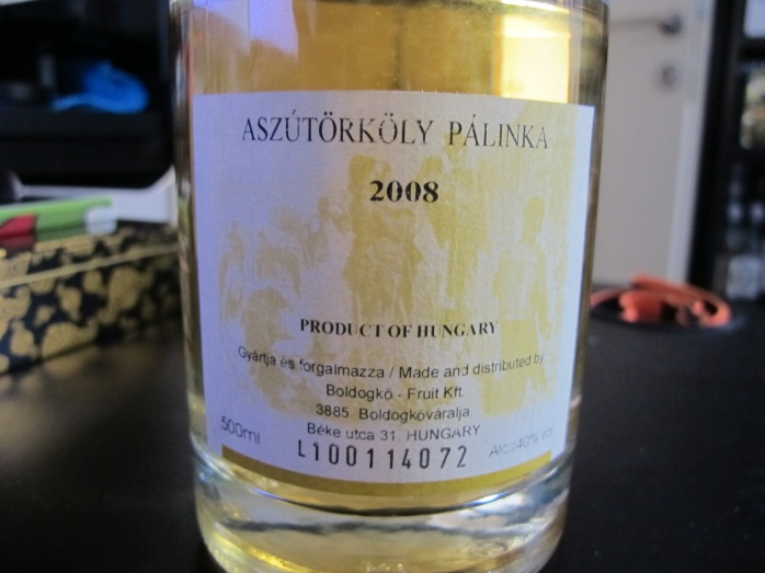 Tokaj Classic - Aszútörköly Pálinka 2008.JPG
